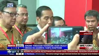 Jokowi: Jika RUU Terorisme Belum Juga Selesai, Saya Keluarkan Perppu