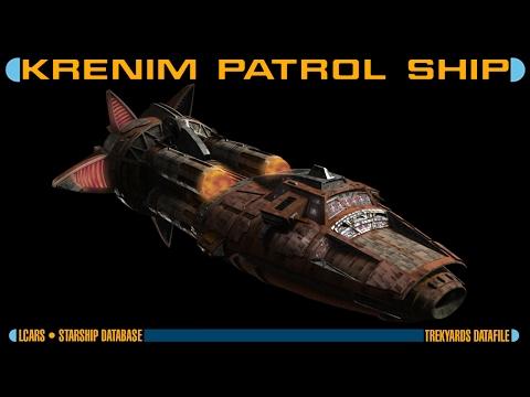 Krenim Patrol Ship  - Datafile