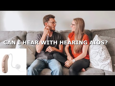Deaf And Hearing Couple: Can I Hear With My Hearing Aids?