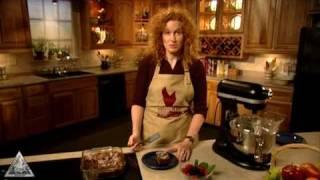 Blackberry Pecan Squares Recipe