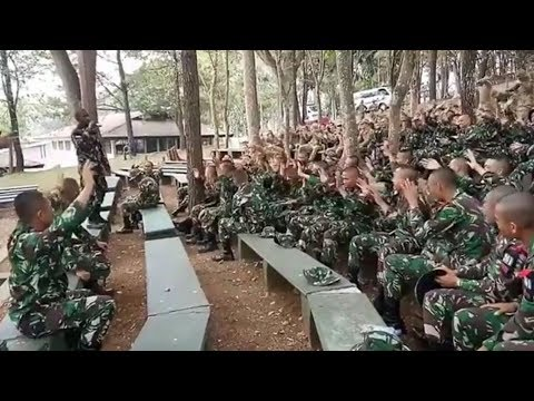 Tentara Australia & TNI Nyanyi Lagu Tanah Papua