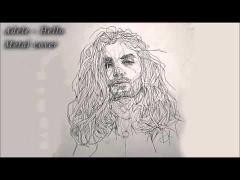 (1 Hour Loop) Adele - Hello [metal cover by Leo Moracchioli]