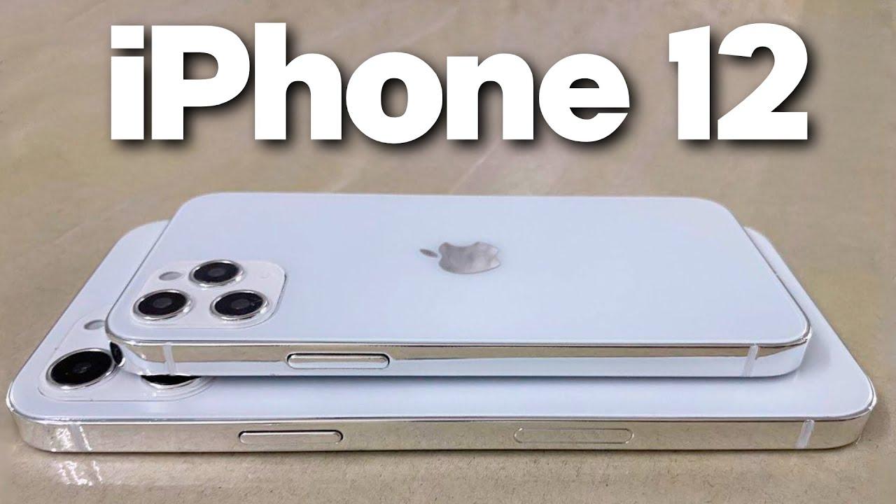 iPhone 12 és iPhone 12 Pro - Első megtekintés