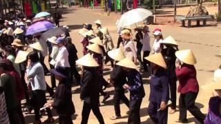 Giáo xứ Vinh Châu ĐI ĐÀNG THÁNH GIÁ TRỌNG THỂ, 2017 phần I