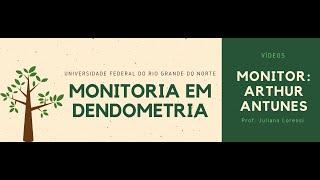 RESOLUÇÃO EXERCÍCIO 4 - LISTA VOLUME (MONITORIA DENDROMETRIA)
