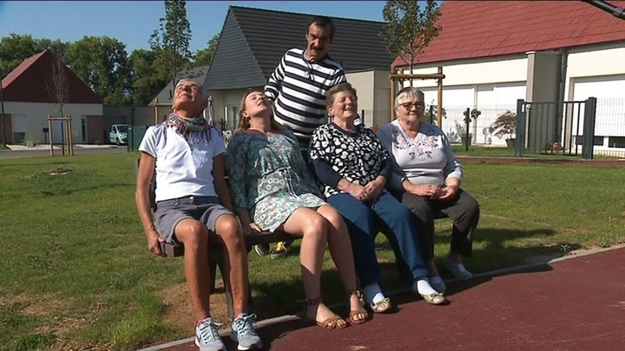 Brocante Moy De L Aisne un village conçu pour ses seniors à etreux (aisne)