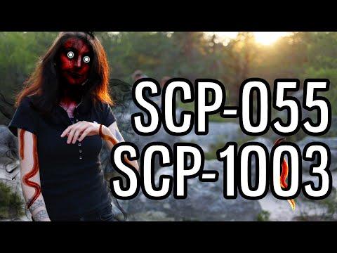 VOUS ÊTES PEUT-ÊTRE DÉJÀ CONTAMINÉS   SCP-055 & SCP-1003