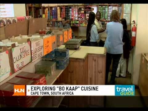 The andulela cooking Safari in Cape Town's Bo Kaap