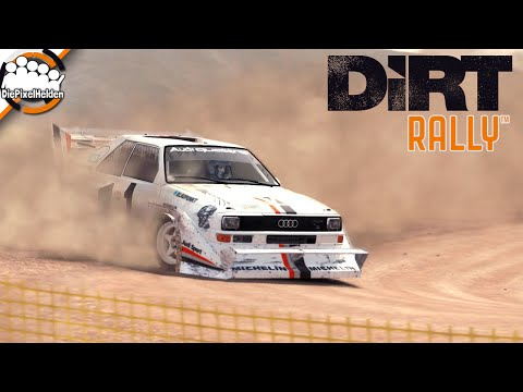 DiRT RALLY - Angriff auf Walter Röhrl's Rekord @ Pikes Peak - Let's Play DiRT Rally