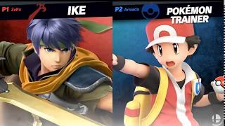 [TSM - Zero] VS [Alliance - Armada] Super Smash Bros. Ultimate - Invitational 2018