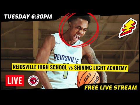 LIVE: Breon Pass (NC State) ?? Reidsville High School ???? Shining Light Academy