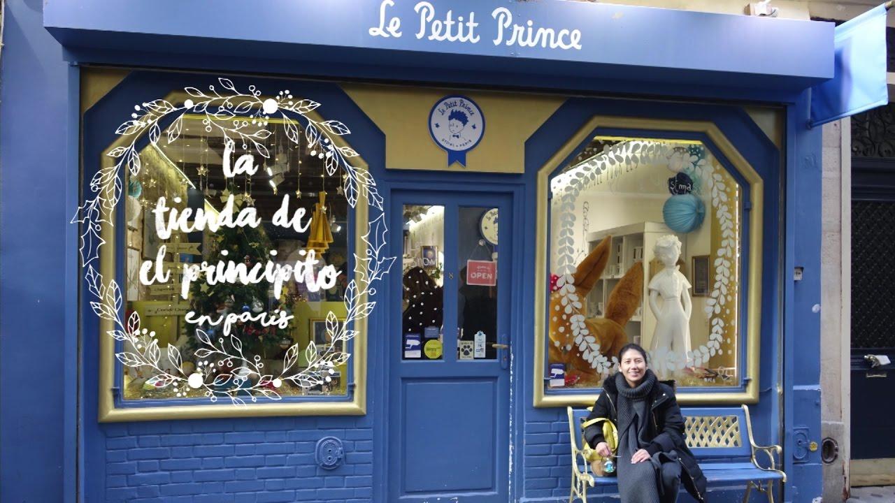 Visitando la tienda del principito en paris le petit for Le petit salon paris