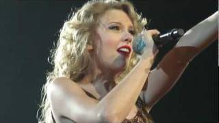 Taylor Swift Speak Now Tour - Sparks Fly (In San Diego 10/20/11)
