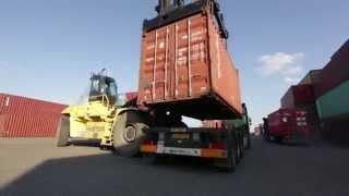 Schraven container haven