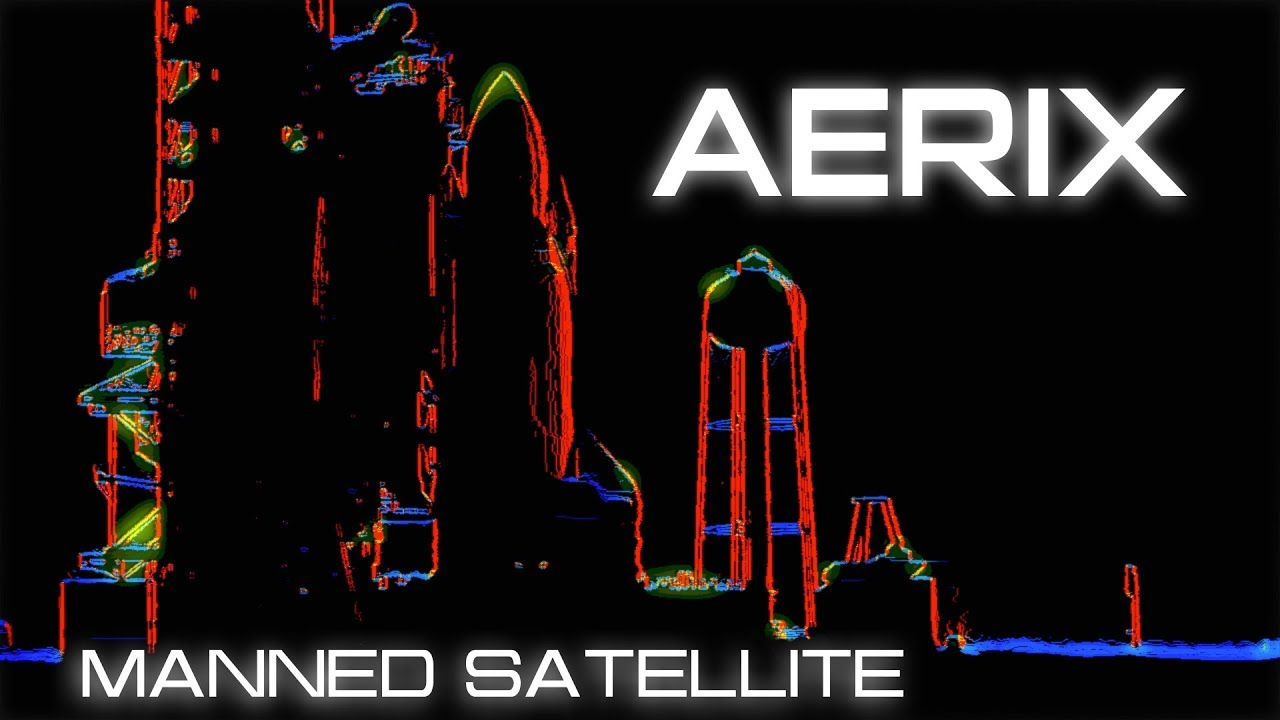 Download AeriX - Manned satellite (official music video)