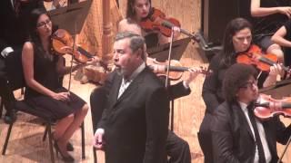 """Camilo Serrano - aria de Zaccaria - """"Sperate, o figli"""" -  Opera Nabucco - Verdi"""
