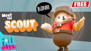 FALL GUYS! NEW Final Jump Showdown! FREE Outfit! *Battle Royale*