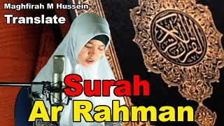 Gambar cover Maghfirah M Hussein Surat Ar Rahman Full (Official Video) HD