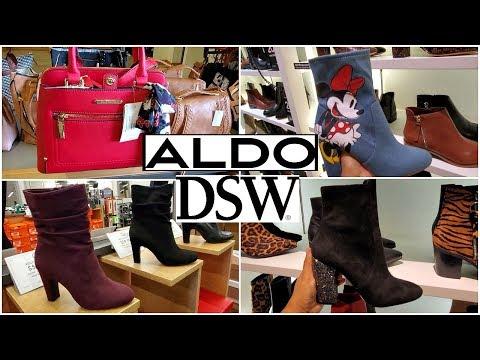 ALDO & DSW SHOES PURSE SHOPPING * SHOP WITH ME 2019