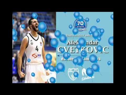Aleksandar Cvetkovic pretemporada highlights 2017