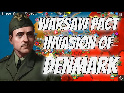 WC4: Nuclear War Mod | Warsaw Pact Invasion of Denmark| War Master