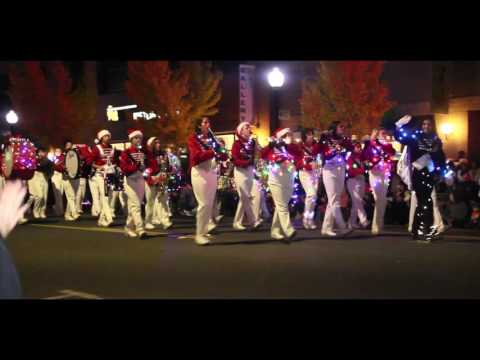 Downtown Modesto Christmas Parade 2016