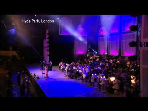 Kylie Minogue - BBC Proms In The Hyde Park 2012