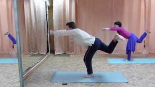 Занимайся с нами йогой онлайн! Запись второго занятия.(Видеозапись комплекса йоги, который регулярно выполняется в группах в клубе здоровья AlmazClub в Муроме. Данная..., 2012-03-07T15:17:03.000Z)