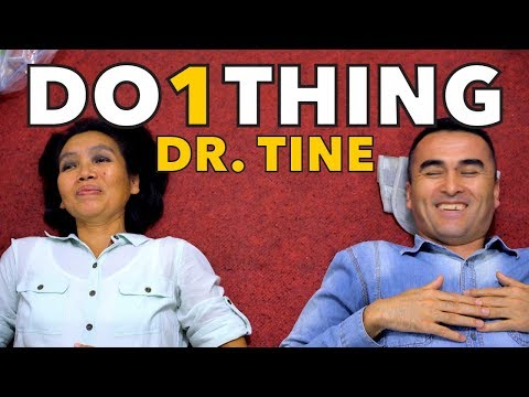 #Do1Thing: Laughter is the best medicine