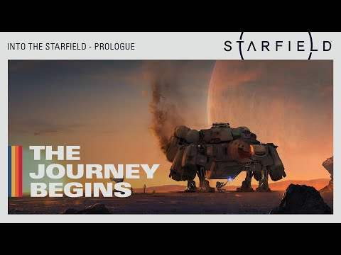 Into the Starfield: The Journey Begins