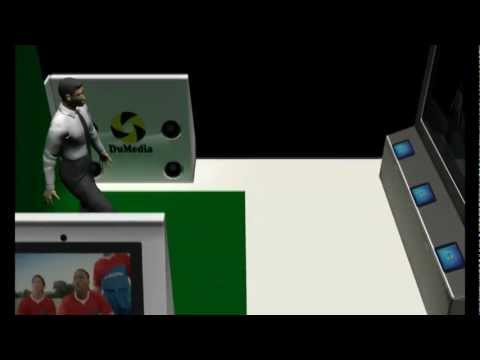 DuMedia,Inc -  Augmented Reality Kiosk