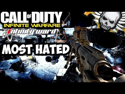 COD INFINITE WARFARE WAS THE GAMES HATE SOULY BASED ON THE COMMUNITY WANTS AND NEEDS (BANDWAGON)