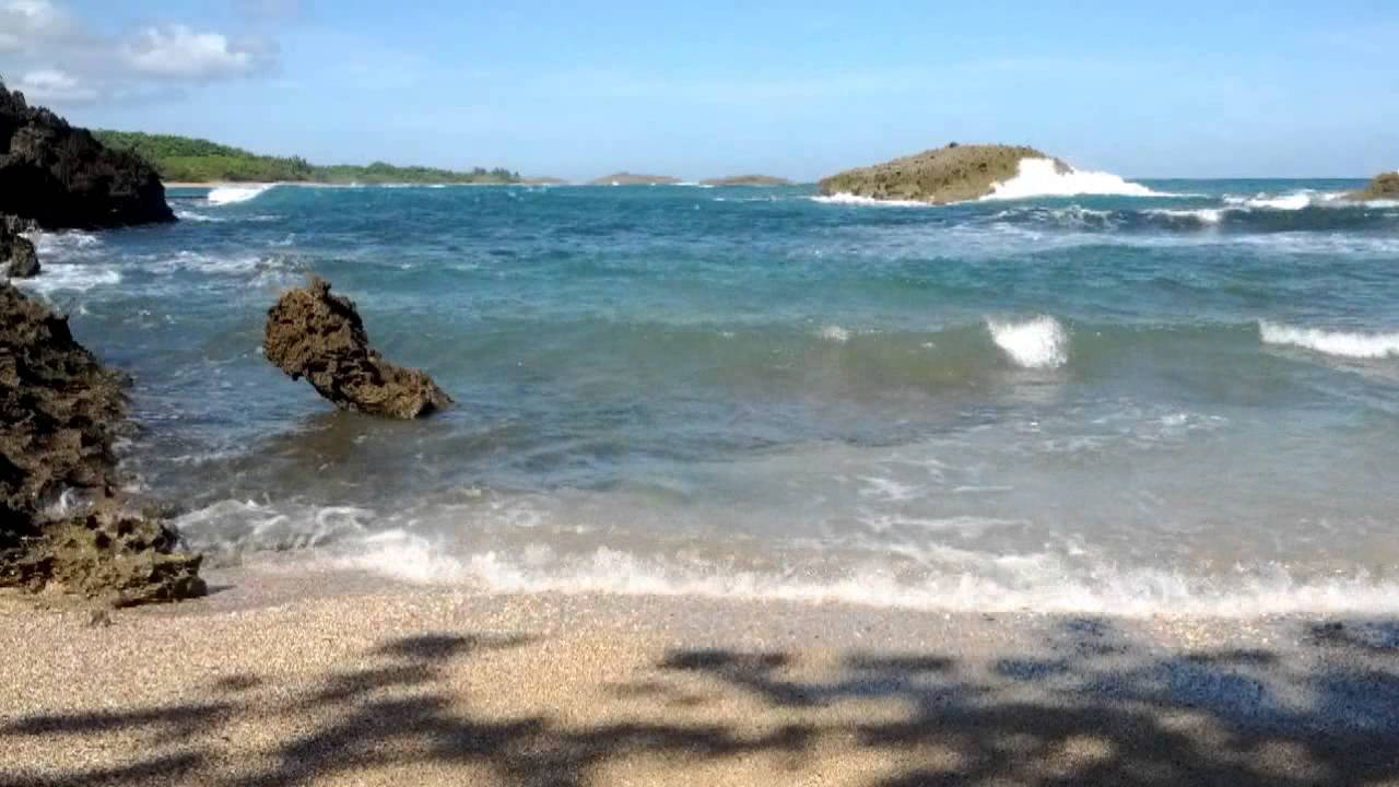 Tropical Island Beach Ambience Sound: Nature Sounds
