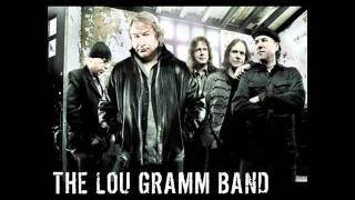 The Lou Gramm Band - I Wanna Testify