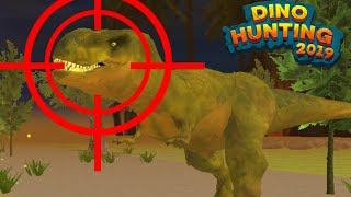 Dino Hunter 3D 2019 - Dinosaur survival Gamesplay #2