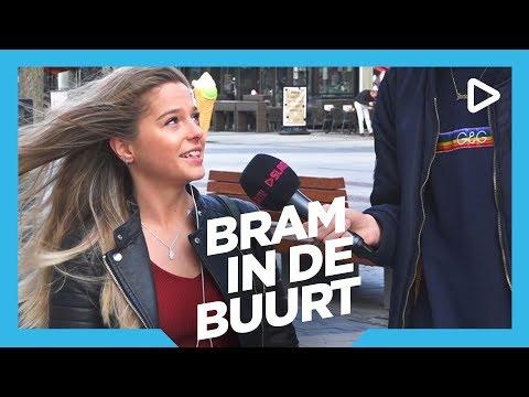 'Voor 200 euro mag jij mij doen!' - Bram In De Buurt | SLAM!