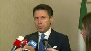 G20 a Buenos Aires, l'incontro del premier Giuseppe Conte con la stampa