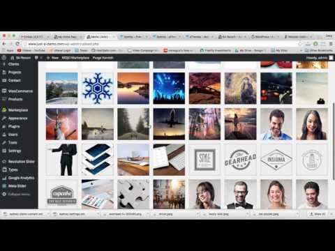 Customize Sydney WordPress Theme