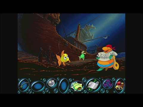 Freddi Fish and the Case of the Missing Kelp Seeds - Part 12 (Gameplay/Walkthrough)  