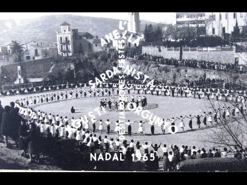 45min. de sardanas Made in Agustí Borguñó