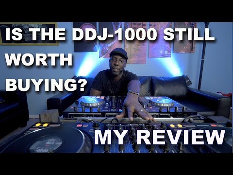 1 year Later - Is the Pioneer DDJ-1000 still worth buying?  My review compared to DDJ-SX3 & DDJ-SX2