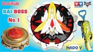 INFINITY NADO 5 - Nado V ❤️ Đại BOSS No.1 Nado Đã Xuất Hiện tại BobiKids - No.634701S