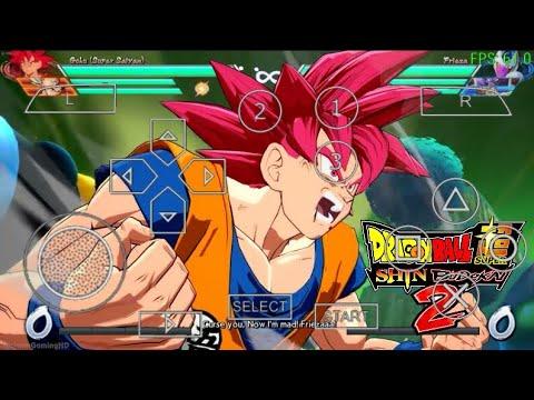 Dragon Ball Z Shin Budokai 2 Mod 2018 Download