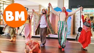 ВМ: Спектакль Волшебная лампа Аладдина | Aladdin's Magic Lamp play