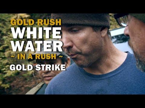 Gold Rush White Water (In a Rush) | Season 2, Episode 10 | Gold Strike