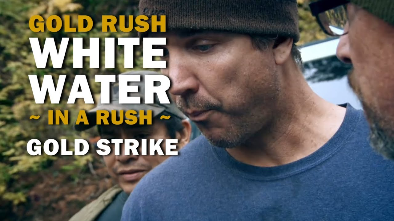 gold rush whitewater episode recap
