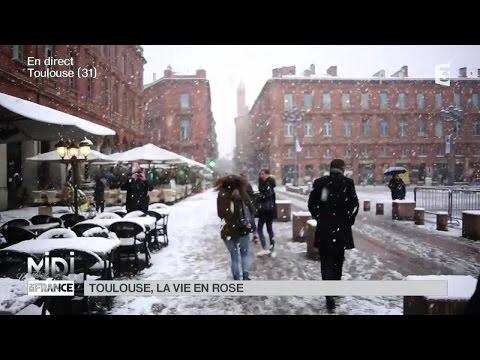 SUIVEZ LE GUIDE : Toulouse, la vie en rose