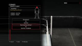 WWE 2K17:TJ Perkins moveset(Xbox 360/PS3)