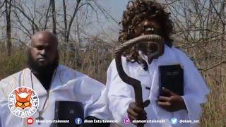 Shellingz God Ft. DJ Thunder - In Jesus Name [Official Music Video]