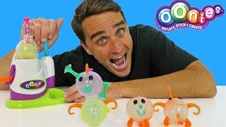 Oonies Inflater Starter Pack !    Toy Review    Konas2002